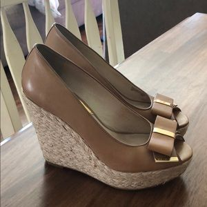 Michael Kors Wedges Shoes Size 6